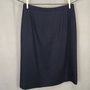 Country Clothes by Pendleton Midi Pencil Skirt 14